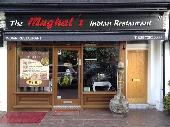 Mughals Restaurant London