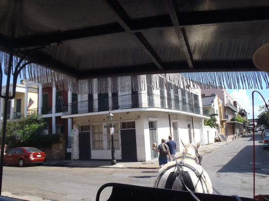 Royal Carriages: French Quarter