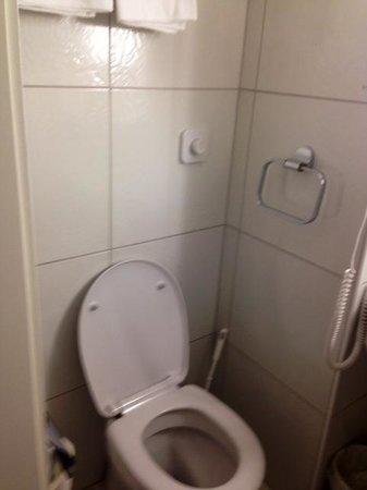 Coronado Hotel : WC