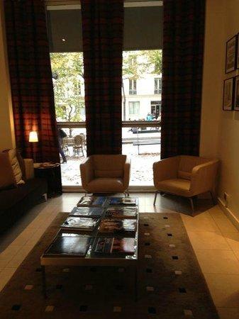 Select Hôtel : Lobby