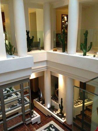 Select Hôtel : Atrium