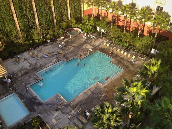 WorldMark Anaheim: Pool area