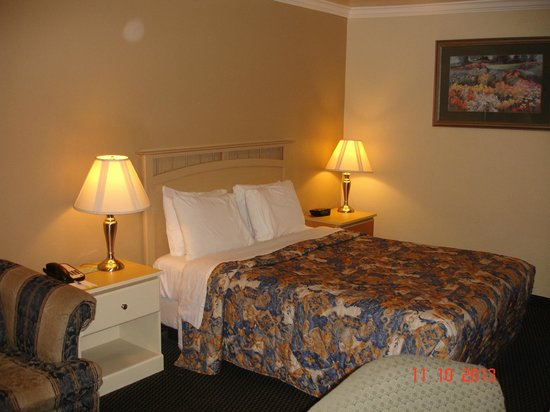 Days Inn Pinole Berkeley: Comfortable