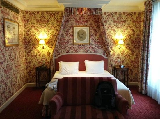 Victoria Palace: Royal Park Paris Junior Suite