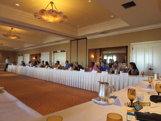 Balboa Bay Resort: Conference Room Event Day