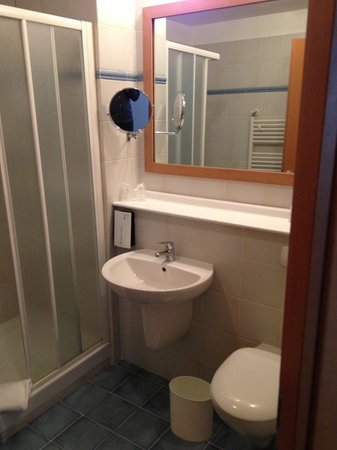 Tulip Inn Turin South: Bagno