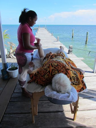 Ocean Essence Day Spa: I'm in Heaven