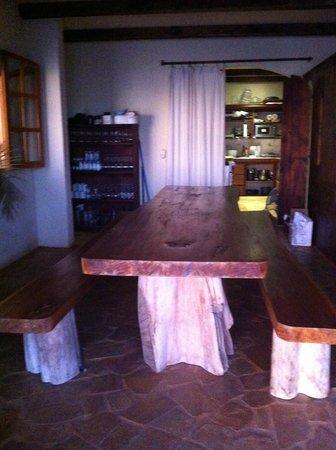 El Castillo Hotel: Private Dining area