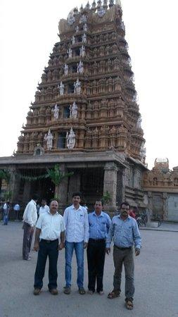 Srikanteshwara Temple: SIUD Trainies