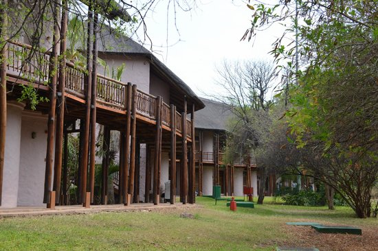 Cresta Mowana Safari Resort and Spa : Well maintained facility.