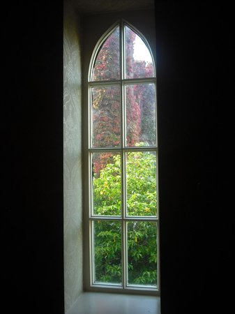 Dromoland Castle Hotel: From inside the castle