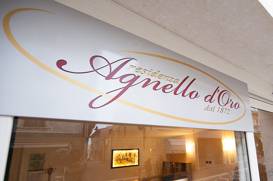 Residenza Agnello D'Oro: ingresso