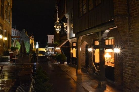Relais Bourgondisch Cruyce - Luxe Worldwide Hotel : Night