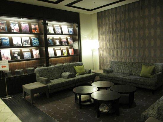 Super Hotel Lohas JR Nara-eki: ロビー
