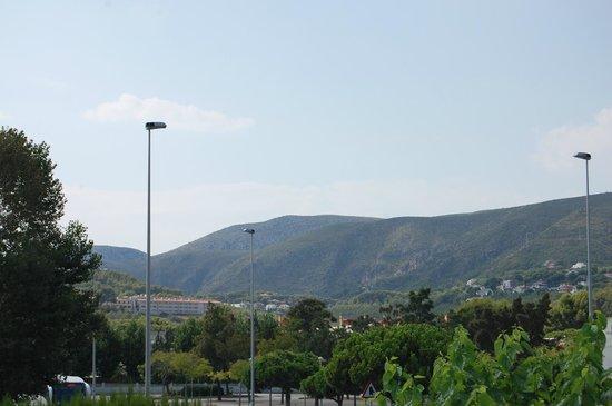 Hotel Hp Castelldefels: Paisaje