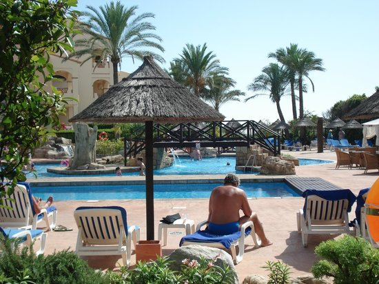 CLC Club La Costa World : one of the pool areas