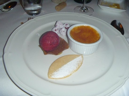 Little Barwick House: Excellent Creme Brulle
