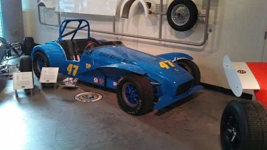 Barber Vintage Motorsports Museum: Lotus