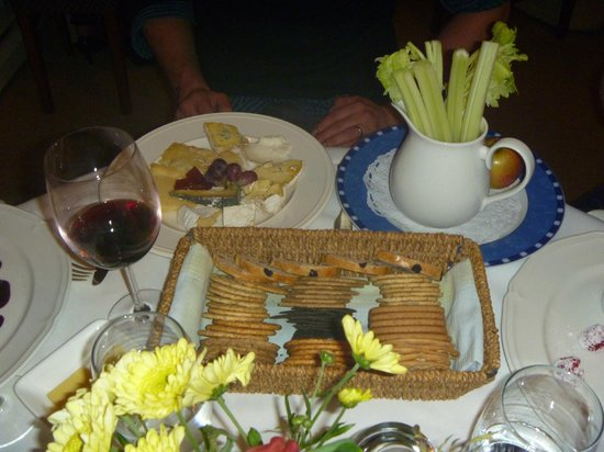Little Barwick House: Stunning Cheese Selection
