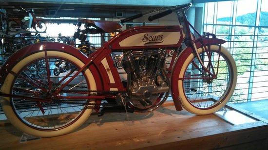 Barber Vintage Motorsports Museum: Sears Roebuck & Co