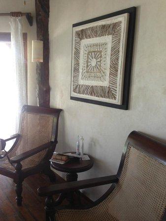 Encantada Tulum: Nice decor