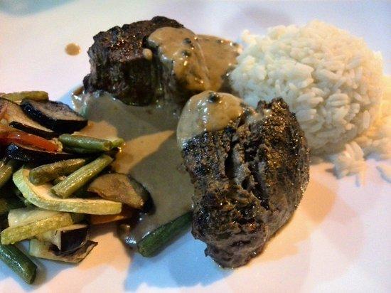 Steakhouse Taurus : La mejor carne que he probado en mi vida!