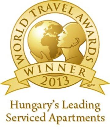 Fraser Residence Budapest: World Travel Award 2013