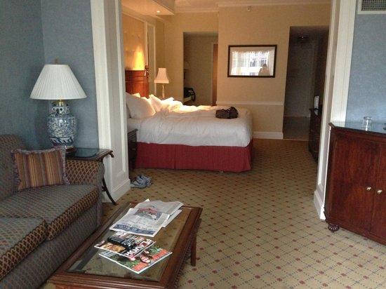 Four Seasons Hotel Boston: Fantastic room