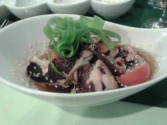 Kerasma Restaurant: Polpo agrodolce