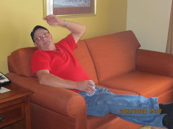 Country Inn & Suites by Radisson, Nashville, TN: Sitting area, spacious rooms