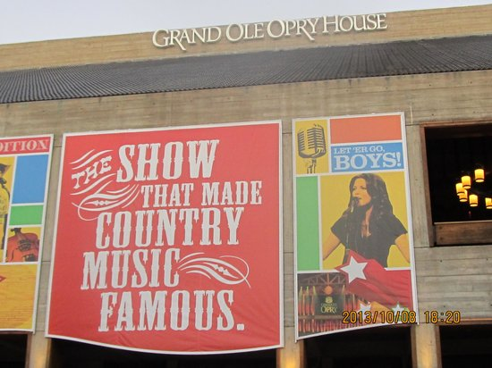 Country Inn & Suites By Carlson, Nashville : The Grand Ole Opry