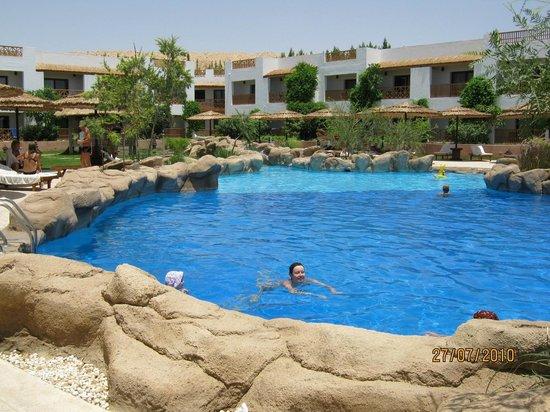 Domina Coral Bay Prestige Hotel: encore une piscine