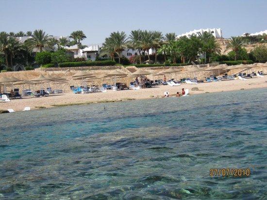 Domina Coral Bay Prestige Hotel: plage prestige
