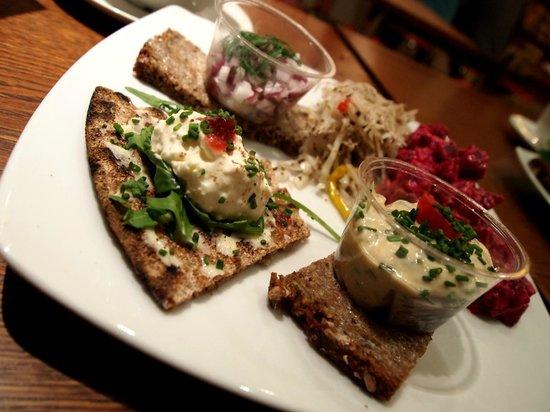 Scandinavian Kitchen: variety plate 2