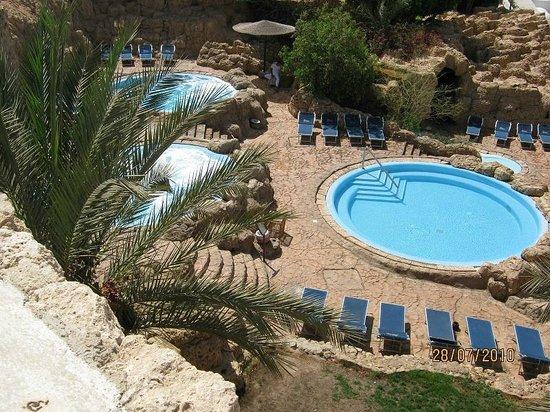 Domina Coral Bay Prestige Hotel: encore des piscines