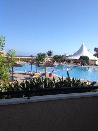 Hotel Coronas Playa: view from room 401