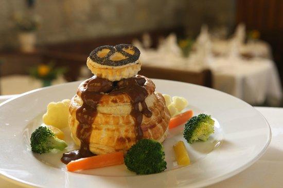 Restaurant Lapin : Original Luzerner Fritschipastete