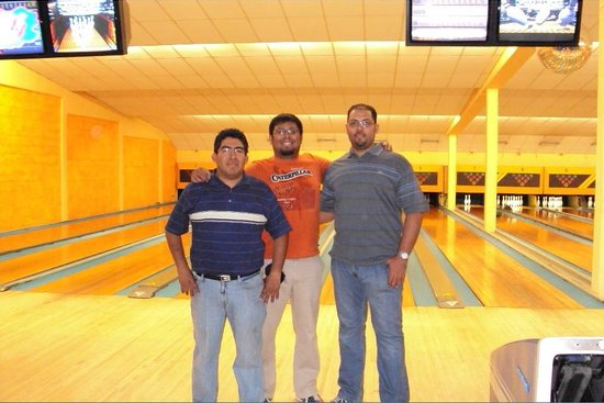 Impulsiv Hotel & Sportresort: Mexican Colleagues