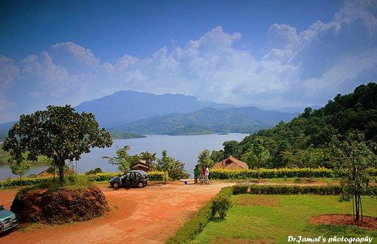 Banasura Island Resort : View from the room