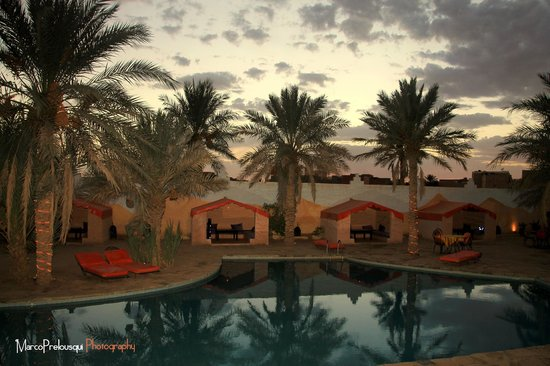 Hotel Chez Gaby: Hotel Chez Gabi Erfoud . Photography by Marco Prelousqui Morocco