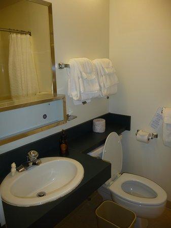 Grant Village Lodge : la salle de bain
