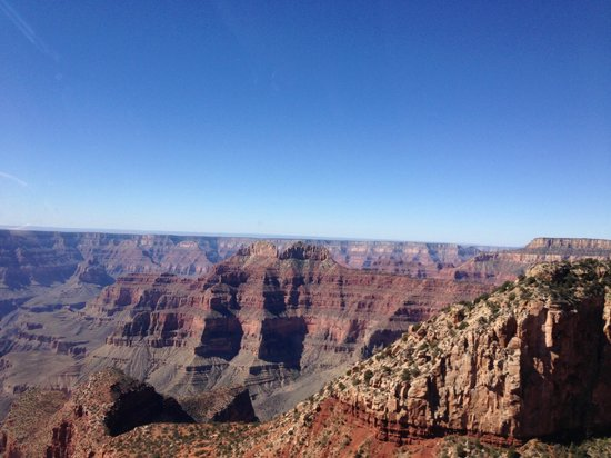 Silver Spur Tours - Day Tours: The incredible Canyon