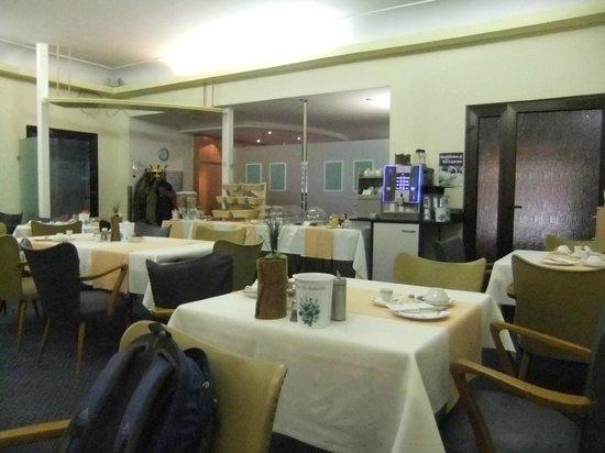 Hotel Zum Wilden Schwein : Frühstücksraum