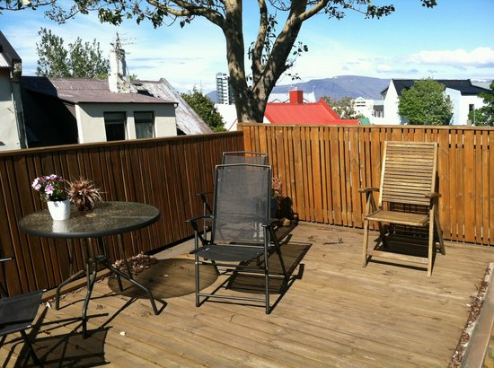 Our House : Rooftop Patio