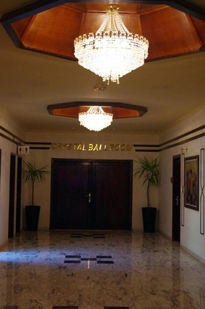 Aqaba Gulf Hotel: La reception