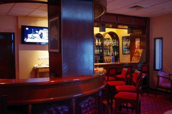 Aqaba Gulf Hotel: Il bar