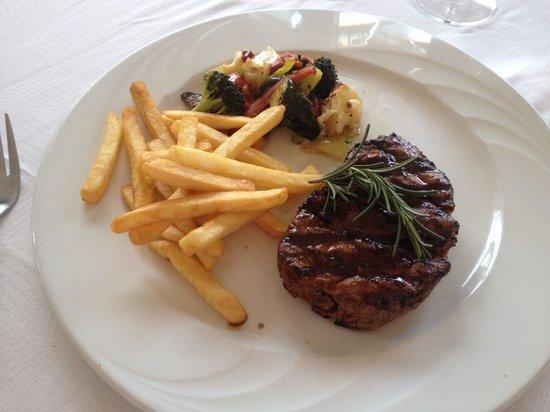 Pigalle Restaurant: Lunch