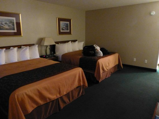 BEST WESTERN Beacon Inn: 2 Queen