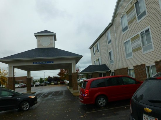BEST WESTERN Beacon Inn : Best Western