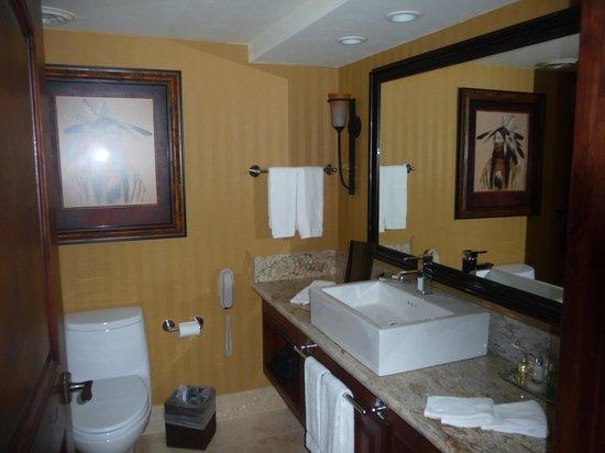 The Lodge at Jackson Hole: La salle de bain